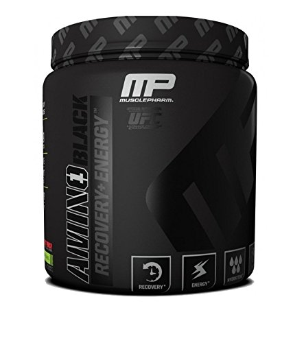 MusclePharm Amino1 Black 384g - Bodybuilding (Fruit Punch)