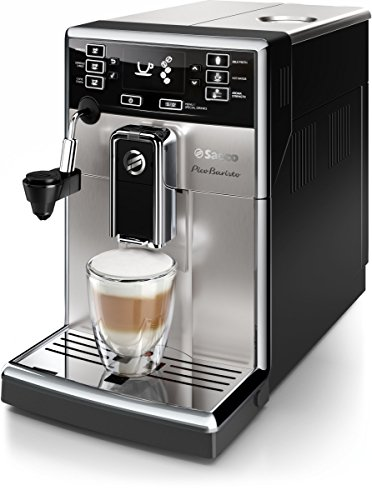 Saeco Espresso Machine Reviews - Saeco HD8924/47 PicoBaristo AMF Automatic Espresso Machine