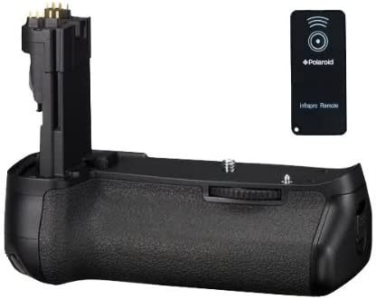 wholesale Polaroid Wireless Performance Battery lowest Grip outlet online sale For Canon Eos 5D Mark 3 Digital Slr Camera - Remote Shutter Release Included outlet sale
