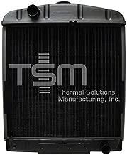 international b414 radiator