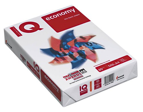 IQ IQECOA4 Carta economica per stampa e copia...
