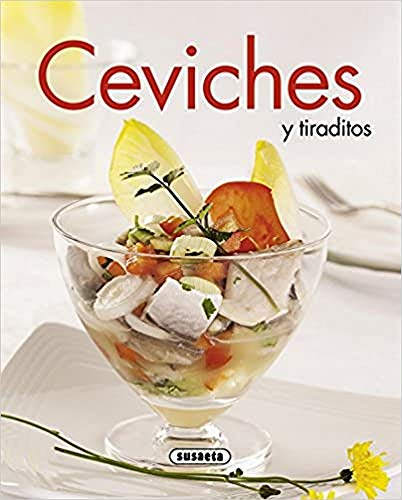 Ceviches y tiraditos (El Rincón Del Paladar)