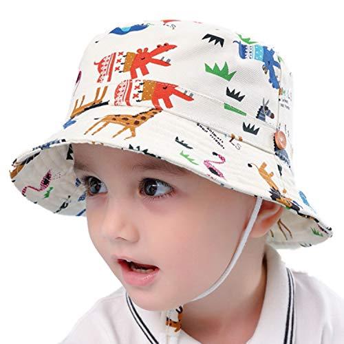 Baterflyo Baby Toddler Boys Sun Hat