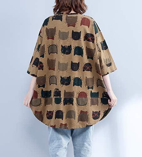 Cat lady shirts _image4