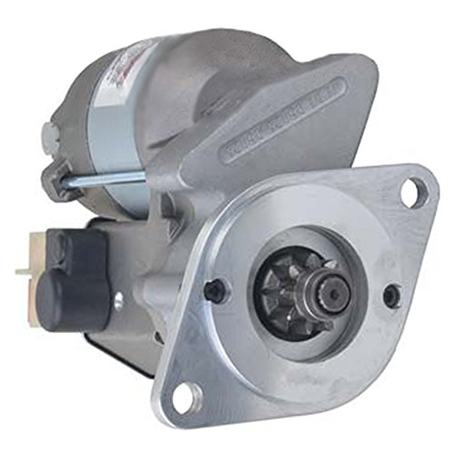 Rareelectrical NEW IMI STARTER COMPATIBLE WITH THERMO KING MAGNUM SB-200 YANMAR SR5062X 12118490 S13207A 126486-77010 12648677011 45-1688 45-2323 845-1688 8452323 10451688