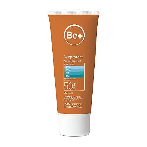 Be+ Skinprotect Gel Crema Corporal y Facial SPF50+, 200ml