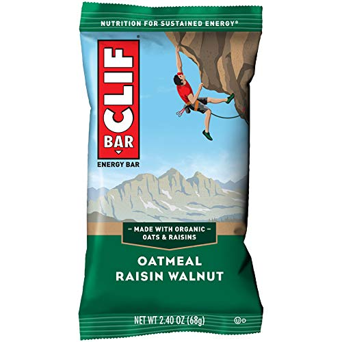 CLIF Bar Organic Protein Bars 12-Count Now $9.27