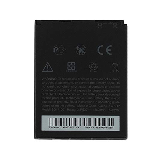 Giffen Mobile Battery for HTC Desire 600 / 600C BO47100-1860mAh