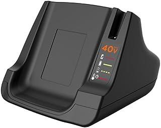 BLACK+DECKER – Cargador rápido LCS40, 40V MAX
