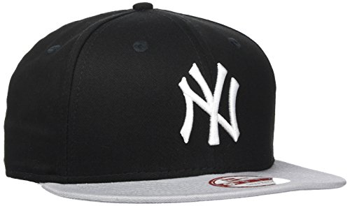 New Era Cap MLB New York Yankees, Black, M/L