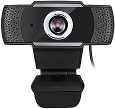 Cybertrack H4 - High Resolution Desktop Webcam 1080P - 1080P Manual Focus High Definition - 2.1 Megapixel CMOS Sensor - Vi...