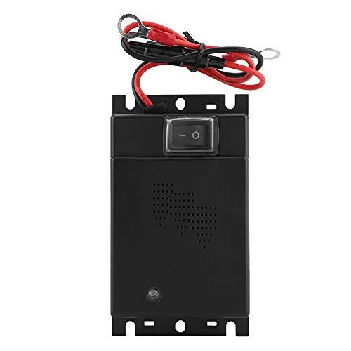 Fdit vehículo Repelente de ratón electrónico ultrasónico de roedores de Coche de 12 V Caza de los Ratones de roedores de Rata