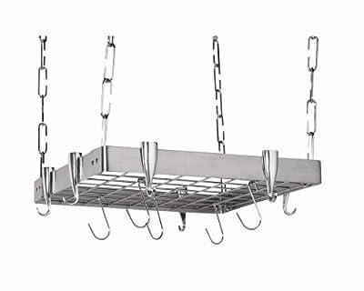 Concept Housewares Hanging Pot Rack from Concept Housewares