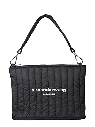 Alexander Wang Moda De Lujo Mujer 20321R30T001 Negro Poliamida Bolso De Hombro   Otoño-invierno 21