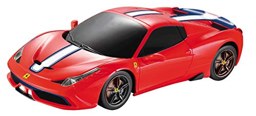 Mondo - 63284 - Ferrari - 458 Italia - Die Cast - Radiocommandé - Echelle 1/24