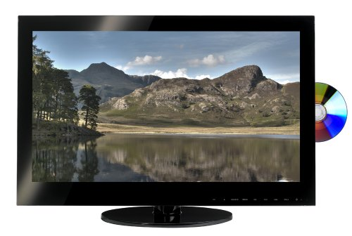 Bauer DUR21631F 22-inch Widescreen Full HD 1080p LED TV with DVD Combi Freeview USB and PVR
