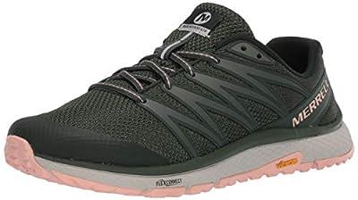 Merrell Women's Bare Access Xtr Trail Running Shoes, Green Forest, 7 UK