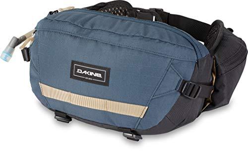 Dakine Hot Laps - Riñonera para Bicicleta (5 L), Color Azul