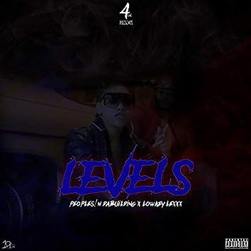 Levels (feat. Lowkey Lexxx)