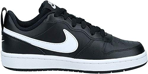 Nike Court Borough Low 2 (GS), basketbalschoenen voor kinderen