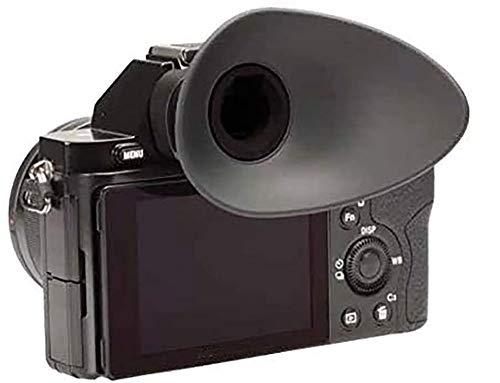Hoodman HEYESG HoodEye Brillenträger-Augenmuschel für Sony a7 II, a7, a7R II, a7, a7S, a7S II und a58- ersetzt die Okularkappe FDA-EP16