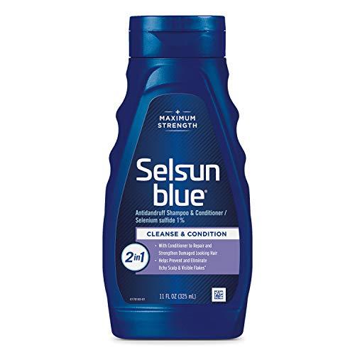 Selsun Blue Naturals - Anti-Schuppenshampoo 2-In-1 Stärke 325 ml