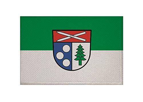 U24 Aufnäher Feldberg (Schwarzwald) Fahne Flagge Aufbügler Patch 9 x 6 cm