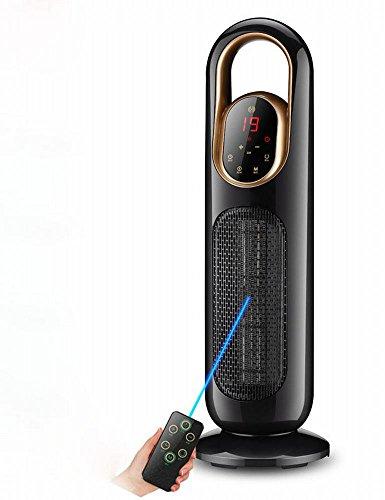 NQ Calentador Ptc Home Calentador Calentador Baño Calefacción Eléctrica,Negro