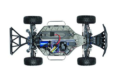 RC Auto kaufen Short Course Truck Bild 2: Traxxas 68086 4 Slash 4 x 4 Ma stab 1 10 4 WD Short Course Truck mit TQi 2,4 GHz Radio*