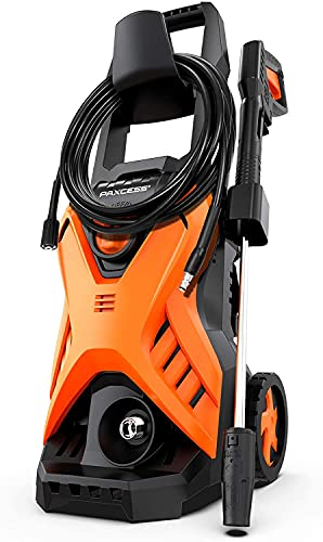 PAXCESS Electric Pressure Power Washer 2300 PSI 1.6 GPM Portable Car...