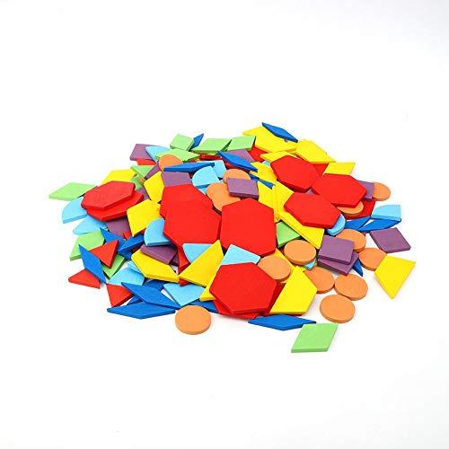 Rompecabezas, mejora la inteligencia del bebé, juguetes educativos de material de madera, para niños, niños, jardín de infantes en casa(180 piece puzzle)