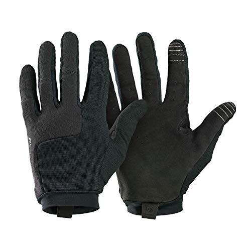 Bontrager Rhythm Fahrrad Handschuhe lang schwarz 2020: Größe: M (8)
