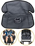 Car Seat Protector for Potty Training | Travel potty Cover from Crumbs, Spillages
