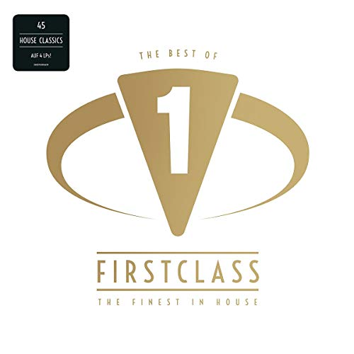 Firstclass - the Finest in House (Best of/4lp) [Vinyl LP]