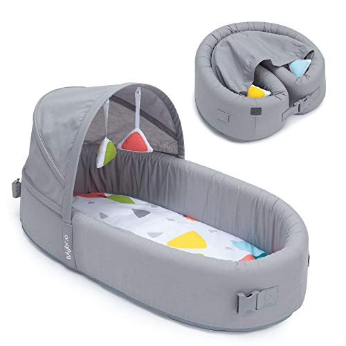 Lulyboo Bassinet To-Go Metro Review