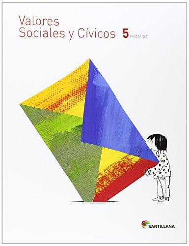 VALORES SOCIALES Y CIVICOS 5 PRIMARIA - 9788468017921