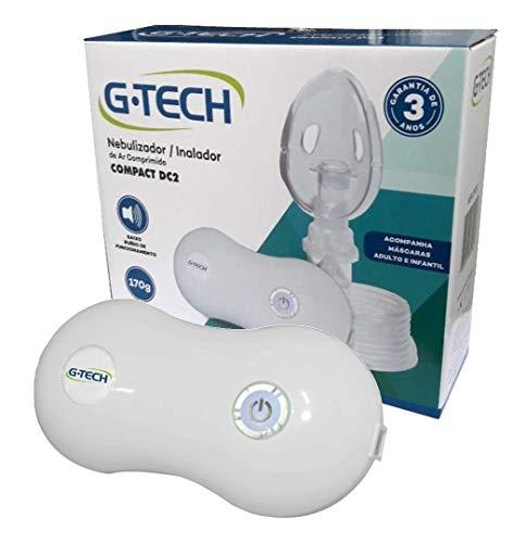 Nebulizador de Ar comprimido G-Tech modelo Compact DC2, G-Tech