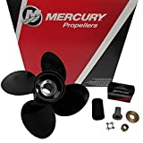 Mercury Spitfire 4-Blade Aluminum Pontoon Propeller 13.8 x 10P 488M8026555
