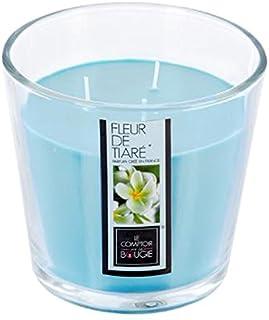 Atmosphera Lot de 30 Bougies Chauffe-Plat parfum/ée Fleur de tiar/é Nina