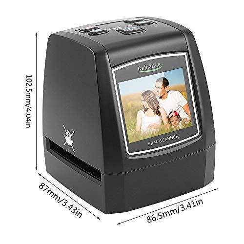 Buy Jullynice Wl18 All-in-1 Film Scanner Slide Scanner Automatic B&W Slides Negatives Cmos Sensor Sp...