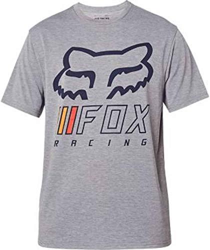 Fox Racing - Camiseta para hombre, diseño de grafito, talla XL
