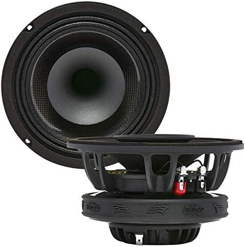 Audio Legion MR6F 6 5 400 Watt Marine Pro Driver Coaxial Speakers Full Frequency Range Water product image