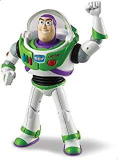 BUZZ LIGHTYEAR Toy Story 3 Posable Action Figure - Disney / Pixar