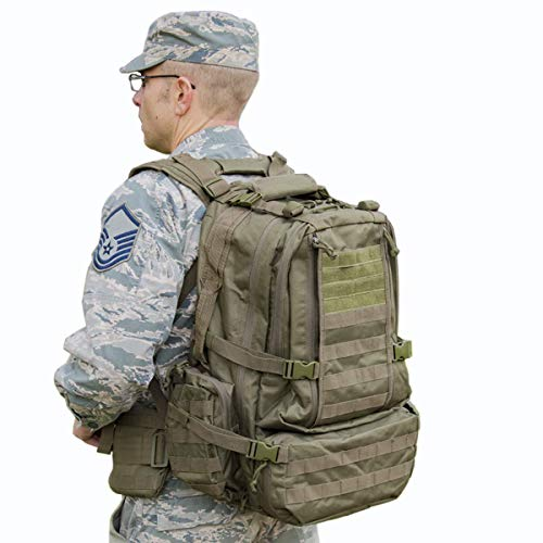 Explorer 22' Waist Gun PouchesTactical Backpack