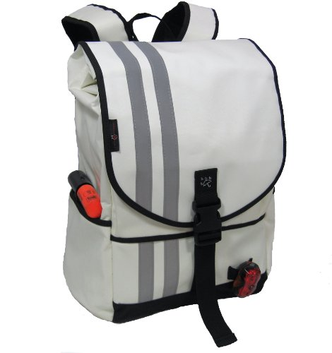 Banjo Brothers Commuter Backpack (Large, White)