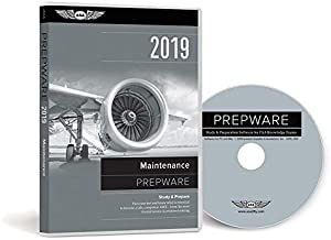 ASA 2019 AMT Prepware BUNDLE - General, Airframe, and Powerplant (ASA-TW-AMT-19)