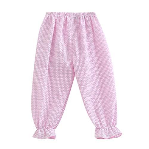 Cover Hosen Baby Mädchen Aladinhose Schlafhose Sommerhose Einfarbig Hose