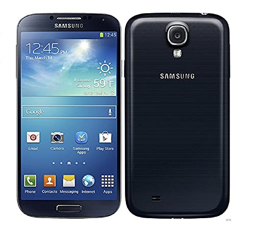 Pantalla ficticia 1:1 No Trabajo Replica Juguete Modelo Falso Para Samsung Galaxy S4 I9500 Negro