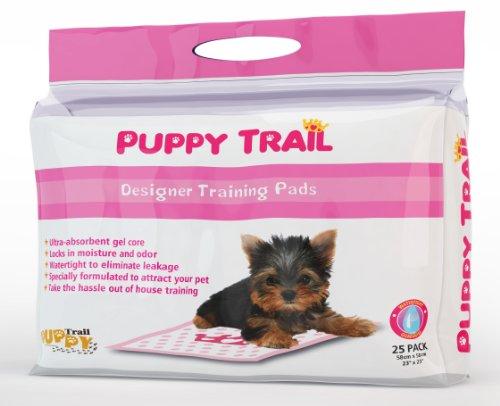 Puppy Trail Absorbent Core Designer Puppy Training...