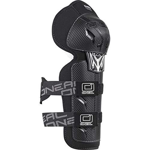 O'Neal Pro III Kinder Knie Protektor Carbon Optik Schienbein MX MTB DH BMX Schutz, 0251-322 - 5